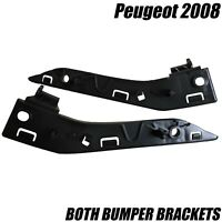 Front RIGHT LEFT Bumper Wing Bracket Fixing Mounting Fitting For Peugeot 2008