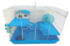 3-Floors Syrian Hamster Home House Rodent Gerbil Mouse Mice Habitat Cage