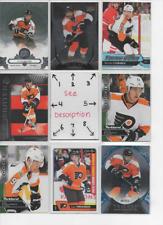 Philadelphia Flyers ** SERIAL #'d Rookies Autos Jerseys ALL CARDS ARE GOOD CARDS