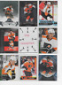 Philadelphia Flyers ** SERIAL #'d Rookies Autos Jerseys ALL CARDS ARE GOOD CARDS