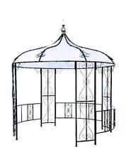 Runde wasserabweisende Pavillons mit Stahlgestell