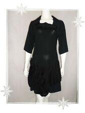 G - Jolie Robe Noire Fantaisie  Mod. Wakof   2026 Taille 2