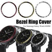 Smart Watch Metal Bezel Ring Cover For Samsung Galaxy Watch Huawei GT2 46mm