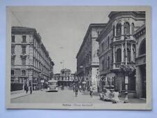 PADOVA Autobus Bus Corso Garibaldi vecchia cartolina