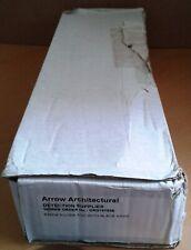 Arrow Door Closer 623EM Electromag Hydraulic Silver Black Arm - see description