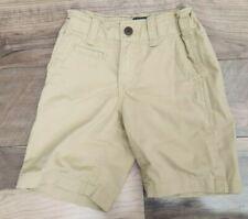 Gap Kids Easy Fit Khaki Shorts Boys Size 6 Regular Beige Uniform