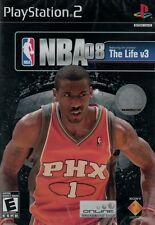 NBA 08 Featuring the Life Vol. 3 (Sony PlayStation 2, 2007) NEW
