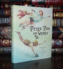 Peter Pan and Wendy by J.M. Barrie Illustrated Robert Ingpen New Deluxe Edition