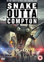 Neuf Serpent Outta Compton DVD (SPAL164)