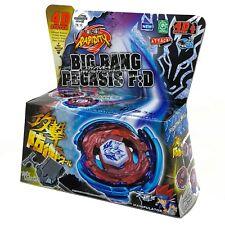 Big Bang Cosmic Pegasus / Pegasis BLUE WING Beyblade STARTER SET w/ Launcher USA