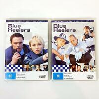 BLUE HEELERS The Complete Season 10 / Part 1 & 2 DVD (10 Disc Set) R4 *Rare*