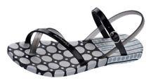 Flache Rutschfeste Schuhe mit Klettverschluss