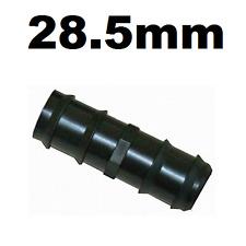 Straight Waste Pipe / Hose Connector 28.5mm - CARAVAN / MOTORHOME