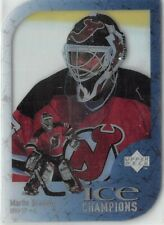 1997-98 Upper Deck Ice Champions #IC7 Martin Brodeur