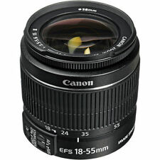 Brand New Canon Ef-S 18-55mm Is Ii Lens For Canon Dslr Zoom Lens.