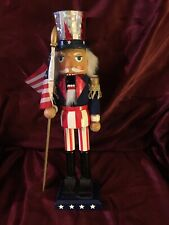Fourth Of July Decorative Nutcracker Character