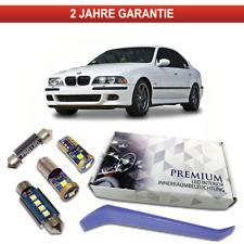 LED Innenraumbeleuchtung BMW E39  Premium Set Weiß 14 SMD Canbus 5er 7er E38