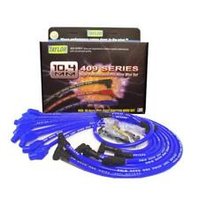 Taylor Spark Plug Wire Set 79666; 409 Pro Race 10.4mm Blue 135° for Ford V8