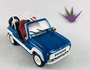 Universal Hobbies Renault JP4 1/43 sans boîte