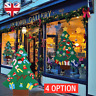 UK Kids Felt Christmas Tree with Ornaments Xmas Gift DIY Door Wall Hanging Decor