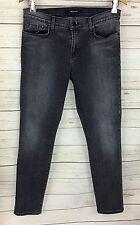 "J Brand Faithful Gray Skinny Leg Ankle Jeans Size 29 x 29"" Inseam"