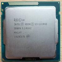 Intel Xeon E3-1220 V2 3.1GHz 8MB 4 Core 1333MHz SR0PH LGA1155 CPU Processor