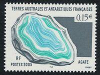 FSAT TAAF Agate Mineral 2005 MNH SG#530 MI#556