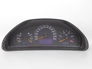 Mercedes-Benz W210 S210 CDI Instrument Compteur de Vitesse 2105402811