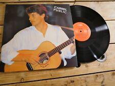 CABREL PUBLIC FRANCIS CABREL LIVE 2 LP 33T VINYLE EX COVER EX ORIGINAL 1984