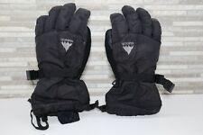 Burton Youth Gore-Tex Gloves - Kids - Small ~ Black Boys Girls Snowboard Gloves