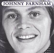 JOHNNY FARNHAM Self Titled CD - Rare different Cover