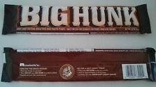 4 x  BIG HUNK CANDY BARS fresh stock - CLASSIC OLD TIME CANDY