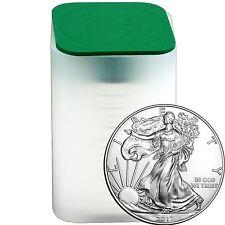 2017 Silver American Eagle BU 20pc