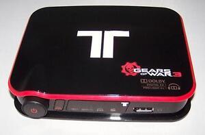 Tritton Gears of War 3 Decoder Box Only Dolby Digital 7.1 Surround Sound