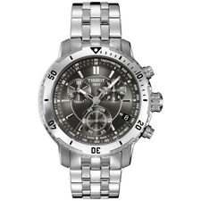 NEW TISSOT MENS SWISS T-SPORT PRS 200 CHRONO WATCH - T0674171105100 - RRP £440