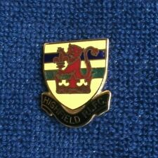 Rugby league badge Highfield