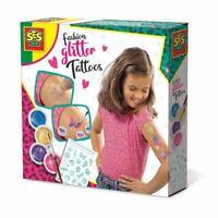 Ses Creative DEI BAMBINI Temporanea Moda Glitter Tatuaggi Set (14142)