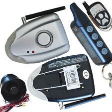 new DIY wireless car alarm 2 way LCD alarm remote shock alarm trigger