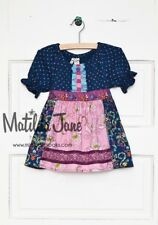 Girls Matilda Jane Secret Fields Walden Wishes Top Size 8 GUC
