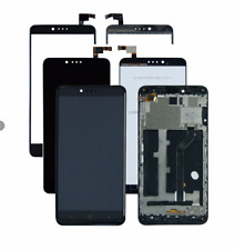 OEM For ZTE ZMax Pro Z981 LCD Display Touch Screen Digitizer Replacement +Frame