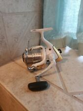 Shimano Stradic 4000 FH Smooth! Good bail! Sustain Stella Bass Crappie