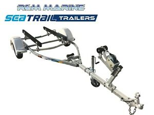 Brand New Seatrail 3.6m Skid Boat Trailer (4.01M Long Overall)