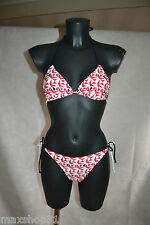 MAILLOT DE BAIN BIKINI DC SHOES GIRL TAILLE XS/34/36 NEUF 2 PIECE /SWIMSUIT/BANO
