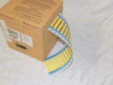 Spool Tyco Raychem Heat Shrink Sleeves TMS-SCE-1/8-2.0-4 Yellow 1000 pieces