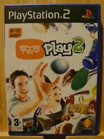 EyeToy: Play 2 - Sony Playstation PS2 Game