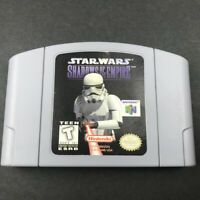 Star Wars Shadows of the Empire 1996 Nintendo 64 N64 Game Cartridge Only Midway