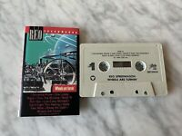 REO Speedwagon Wheels Are Turnin' CASSETTE Tape 1984 Epic QET 39593 RARE! OOP!