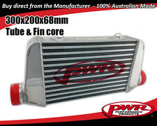 "PWR Universal Aero2 Intercooler 300 x 200 x 68mm core with 2.5"" Outlets PWI5426"