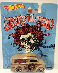 HOT WHEELS GREATFUL DEAD DAIRY DELIVERY REAL RIDERS