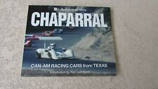 Chaparral Can-Am race cars from Texas by Karl Ludvigsen Softcover 128 pages